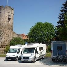 Stellplatz am Diebesturm, 37213  Witzenhausen