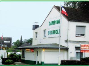 Camping Buchholz, 22525 Hamburg-Stellingen