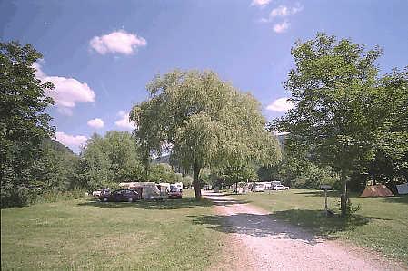 Camping Haide, 69151 Neckargemünd bei Heidelberg