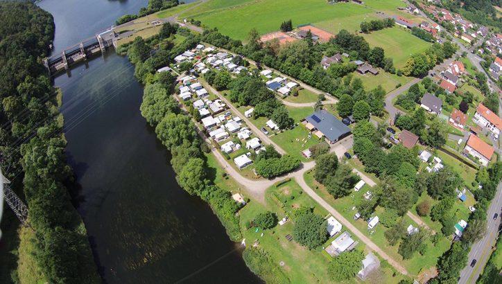 Campingplatz Affolderner See, Edersee, 34549 Edertal-Affoldern