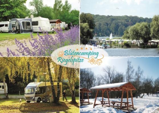 Campingplatz Blütencamping Riegelspitze, 14542 Werder/Havel