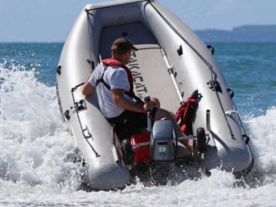 NEU IM SHOP: Katamaran Schlauchboote von Takacat