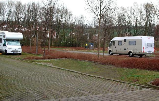 Stellplatz Adenauer Ring, 37115 Duderstadt