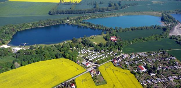 Camping am See, 38820 Halberstadt