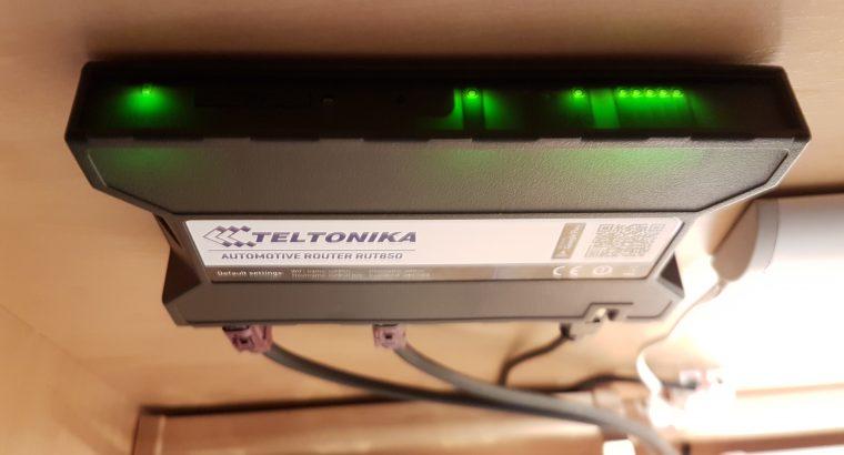 LTE und WiFi Router im Wohnmobil. Geht das? Und wie das geht!