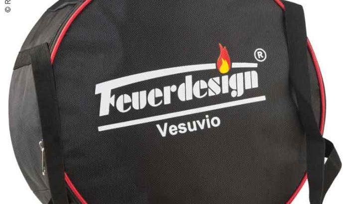 NEU IM SHOP: Feuerdesign® Holzkohle-Tischgrills