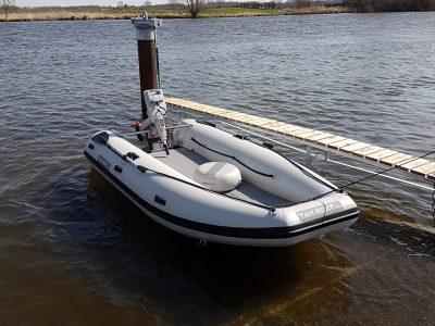 TEST: Takacat Schlauchboot 340 S mit Torqeedo Motor 1003 CS