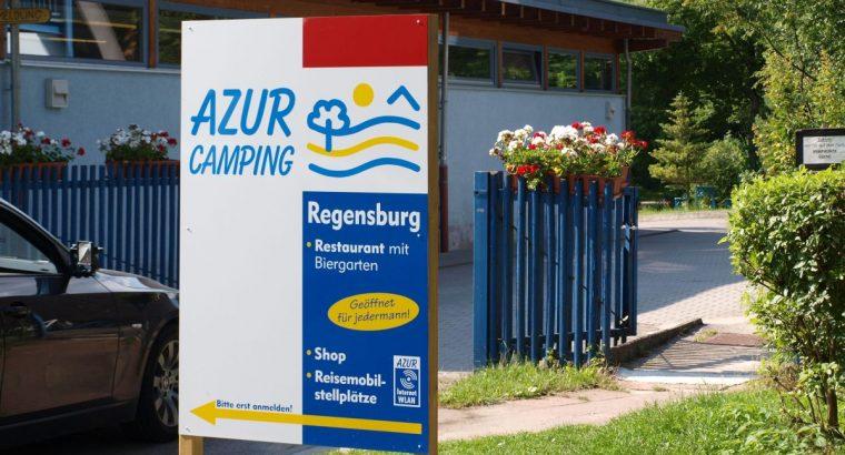 Azur Camping 93049 Regensburg