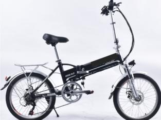 Faltbares E-Bike – ab März 2020 lieferbar
