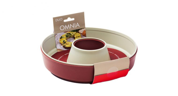 Omnia Silikonform im DUO – Doppelpack!