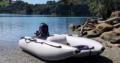 VERKAUFT! TAKACAT T240L Katamaran-Schlauchboot Angebot!