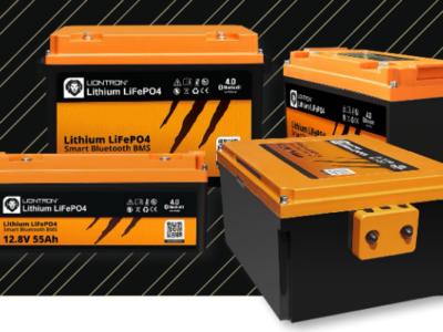 LiFePo4 Lithium-Batterien im Camper sind günstiger als Bleibatterien