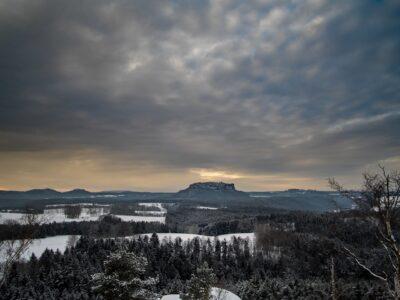 Tipp: Winterwunderland Elbsandsteingebirge