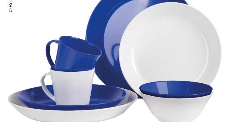 """""""SAVE THE OCEAN"""" – das nachhaltige Geschirrset aus recyceltem Plastik !"""