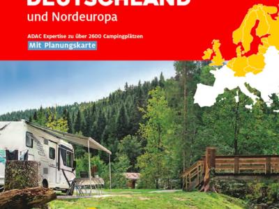 ADAC Campingführer 2021 inkl. Campcart & Planungskarten