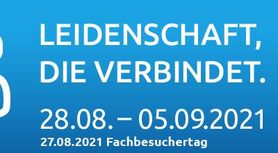 Caravan Salon Düsseldorf 28.08. – 05.09.2021 / 27.08.21 Fachbesuchertag